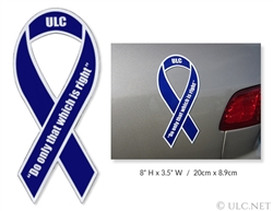 ULC Car Ribbon