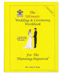 Wedding Ceremony Workbook