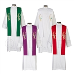 Embroidered Clergy Stole | Universal Life Church Clergy Stole