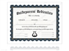 Guideparent Dedication Certificate