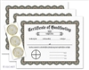 Handfasting Certificate 3-Pack Set (Limited)