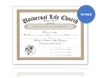 Universal Life Church wedding certificates