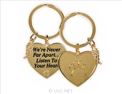 Pet Memorial Keychain