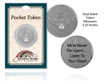 Pet Memorial Pocket Token