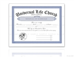 Renewal of Marriage Certificate