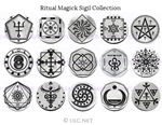 Ritual Magick Sigil Set (Pick 5)