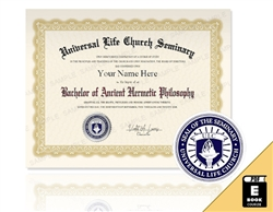 Bachelor of Ancient Hermetic Philosophy