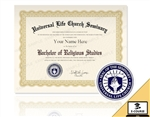 Bachelor of Religious Studies