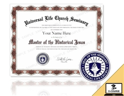 Master of the Historical Jesus