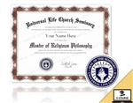 Master of Religious Philosophy