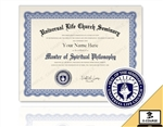 Master of Spiritual Philosophy
