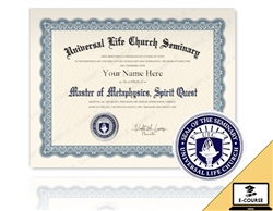 Master of Metaphysics - Spirit Quest