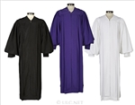Officiant's Standard Pulpit Robe (3 Colors)
