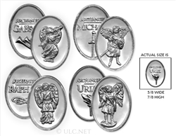 Archangels Mini Pocket Medallions Collection