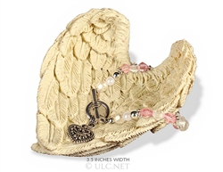Angelic Wings Trinket Dish