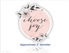 Wreathed Vinyl Decal (Clearance)