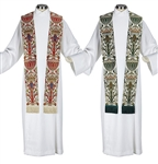 Woven Tapestry Clergy Stole