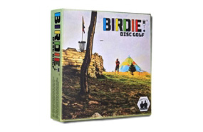 BIRDIE! Disc Golf Board Game (First Run)