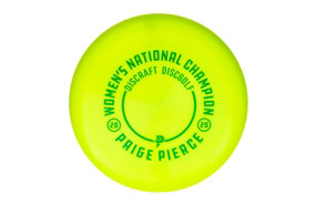 Discraft Paige Pierce GLO CryZtal Fierce