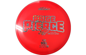Discraft Paige Pierce Elite Z Line Sol First Run