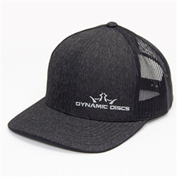 Dynamic Discs King D's Hat (HEATHER/BLACK)