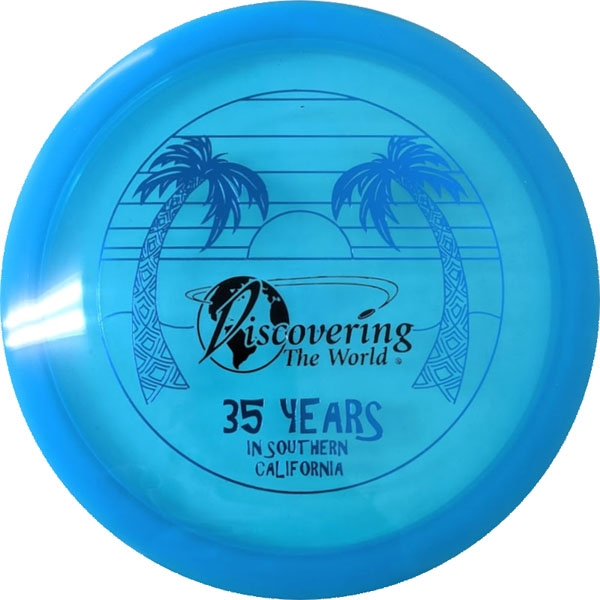 Dynamic Discs Lucid Maverick (DTW 35th Anniversary)