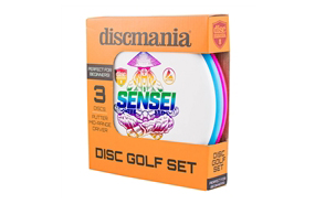 Discmania Active Line Disc Golf Starter Set