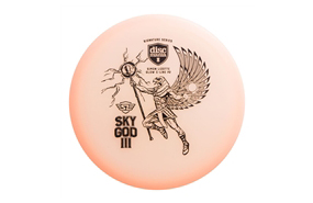Discmania Simon Lizotte Signature Color Glow C-Line P2 (Sky God 3)