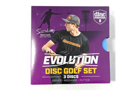 Discmania Evolution Starter Set