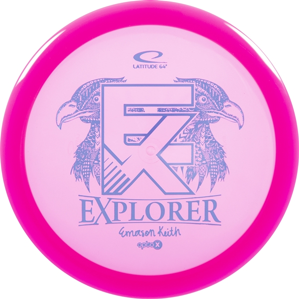 Latitude 64 Opto-X Explorer Emerson Keith 2020 Team Series