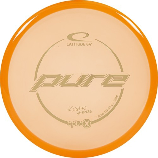 Latitude 64 Opto-X Pure Kristin Tattar 2020 Team Series