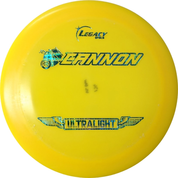 Legacy Discs Ultra Light Cannon