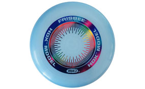 Special Edition HDX Frisbee® Disc - Double Rainbow