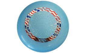 "Special Edition HDX Frisbee® Disc - ""Made in USA"""