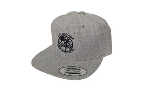 La Mirada Disc Golf Club Hat (GRAY)