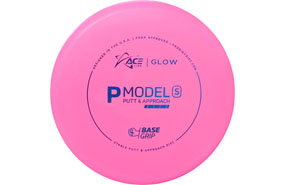 Prodigy Disc Ace Line Glow Base Grip P Model S (Top & Bottom Stamped)
