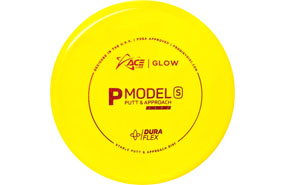 Prodigy Disc Ace Line Glow DuraFlex P Model S (Top & Bottom Stamped)