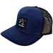 Prodigy Disc Mesh Trucker Cap Logo Patch (NAVY/BLACK)