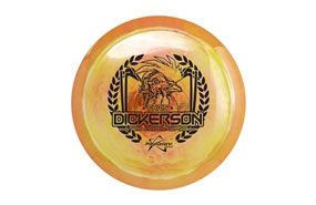 Prodigy Disc 750 Spectrum FX-2 ( 2020 Chris Dickerson)