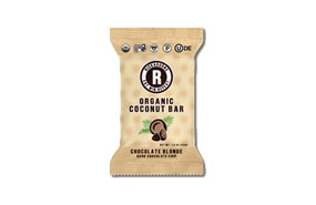 Rickaroons Organic Coconut Bar - Chocolate Blonde