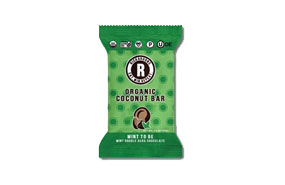 Rickaroons Organic Coconut Bar - Mint To Be