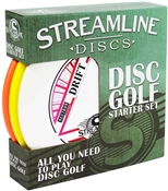Streamline Disc Golf Starter Set