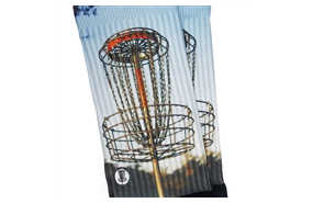 Tee Box Sox - Blue Bird Basket