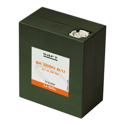 12V/24V Lithium | Military Lithium Battery | Saft | Pro Battery Specialists
