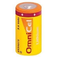 3.6V Lithium | D Lithium Battery | OmniCell | Pro Battery Specialists