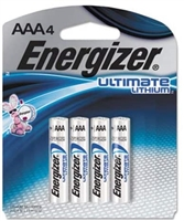 1.5V Lithium | AAA Lithium Battery | Energizer | Pro Battery Specialists