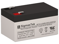12V/3.5AH | Sealed Lead Acid Battery | Pro Battery Specialists