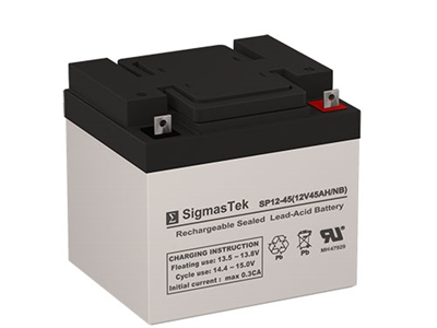 12V/40AH | Sealed Lead Acid Battery | Pro Battery Specialists