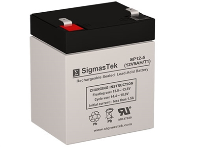 12V/5AH | Sealed Lead Acid Battery | Pro Battery Specialists