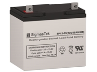 12V/55AH | Sealed Lead Acid Battery  | Pro Battery Specialists